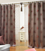 Significantly-curtain not) Theme (Brown)