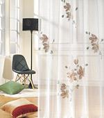 Wide-curtain paper) Anna (White)