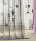 Wide-curtain paper) Aurora (Gray)