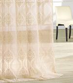 Wide-curtain paper) Oriental (Beige)