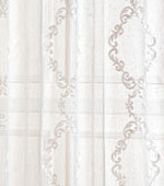 Wide-curtain not) royal (White)