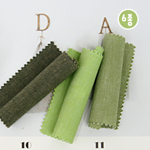 30 can be dyed checks) Stitch green-check (6 types)