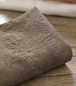 Cotton span) gammul natural dyeing Flower (dark brown)