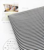 Cotton span) semi-stripe