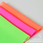Chiffon) fluorescent tones (three)