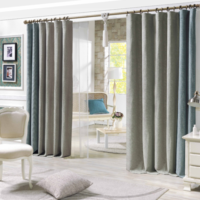 Significantly - curtains not) nature [Ivory]