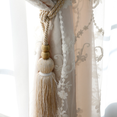 Decorative curtains) Advanced drip tayibaek