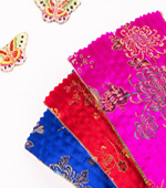 Hanbok fabrics Hanbok cloth) 5mm Both ends quilting 3color