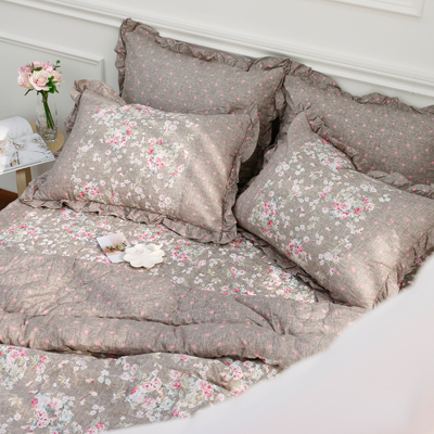 Charyeop dispense Queen bedding sets) Chevy Flower (2 species)