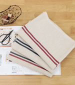 20 Number linen) Washing stripe three kinds