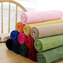 13 kinds of Oxford Peach Bio Washing Oxford plain fabric