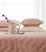 Charyeop microfiber bedding set) Romantic Wave (three)
