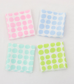 Significantly - double gauze) candy dots (4 species)
