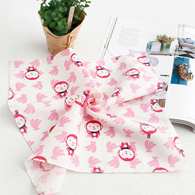 5ea- muhyeonggwang handkerchief) Monkeys (2 species)