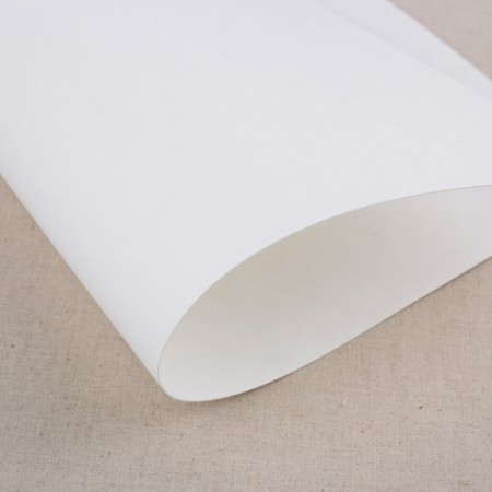 Kraft paper, fabric (White)