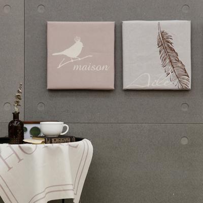 Fabric frame) canvas frame (20x20cm)
