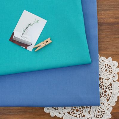 Linen blend) Blue Mint (2 species)