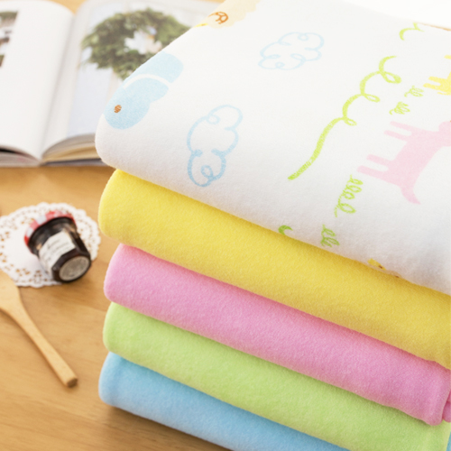 Significantly - Terry towel) Hello animal's five kinds