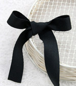 Soft Tape Cotton Tape 20mm (2Hermp) Black