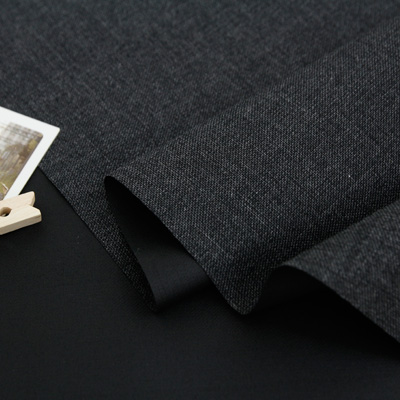 Significantly-coated black jean) Charcoal