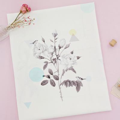DTP finest cut paper) Flower St.