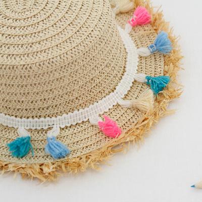 [1Hermp] tassel lace-colored tassel 2.5cm