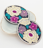 2ea) for circular embroidery hanbok) patch [4]
