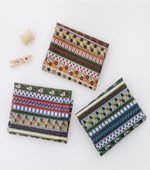 Cotton blend) Ethnic (3 types)