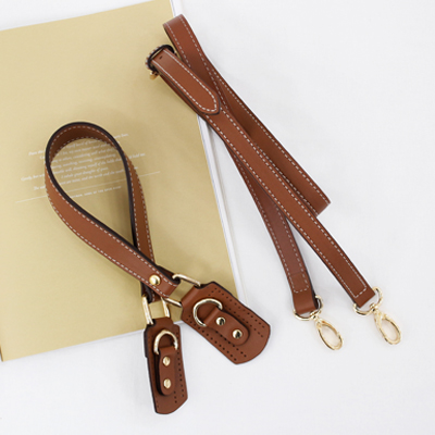 Bag strap) Shoulder & Cross strap (2 kinds)