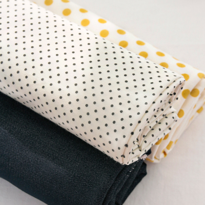 Cotton span) dots and stewards (3 types)