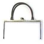 Luxury leather square handle [# 99]