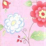 Significant micro-fiber) Dancing Rose (Pink)