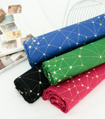 20 Number of plain weave) Constellation four kinds