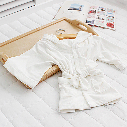Bamboo terry towels can significantly -40) Terry ignorance (White)