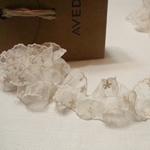 Nylon Lace LC003 Natural Nylon Ivory