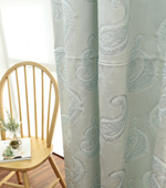 Wide-jagadeu metallic fabric) page jeulpeol (Mint)