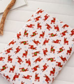 Melting) Small Rudolph (White)