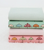 Fabric package) Rainbow (4 jongpaek) 1 / 4Hermp