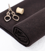 Significantly -Wool) Dark Brown