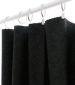 Substantial - wool blend) ignorance - Charcoal Black -