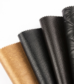 Significantly -Synthetic leather) four kinds of vintage leather fabric