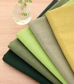 11 can significantly linen) vintage washes linen - green-five kinds;