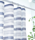 Linen) Soft Linen Stripe two kinds