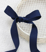 Soft tape Cotton tape 20mm (2Hermp) Navy