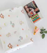 Extra-sided - Daimaru waterproof fabric) Monkey Donkey