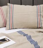 Hampton linen) French (3 types)