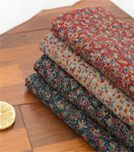 -30 Could significantly woven) Vintage Autumn Flowers (4 species)