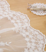 Significantly - the finest mesh lace) Sharon (2 species)