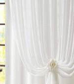 Wide-curtain paper) Snow Mesh