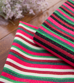 20 can be woven) Christmas stripe (2 species)